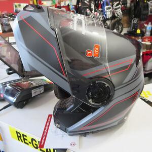 Torc T-27 Modular Motorcycle Helmet Brand New Re-Gear Oshawa