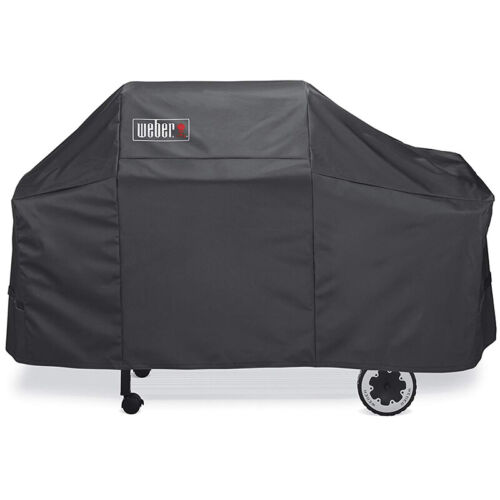 Weber 7552 Premium Cover, Fits Weber Genesis Silver Gold Gas Grills