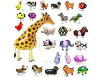 Walking Pet Balloons, includes helium fill, lead, weight and delivery. As seen on The Apprentice!