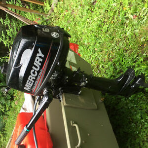 14ft tracker Jon boat motor and trailer  NEW PRICE