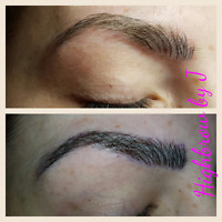 MICROBLADING  $150 Inc. Touch up