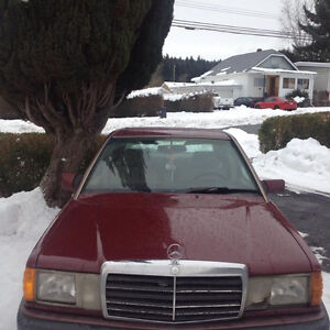 1993 Mercedes-Benz 190-Series Other