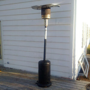 Propane Heater for Deck