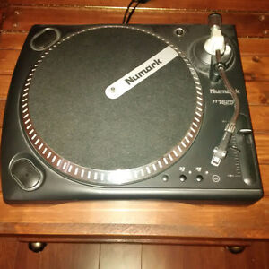 Numark TT1625 Direct Drive DJ Turntable, LOOK