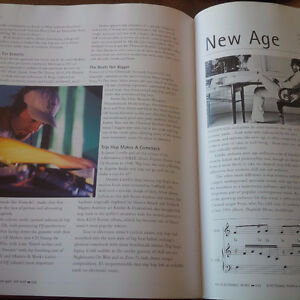 The Billboard Illustrated Encyclopedia of Music Kitchener / Waterloo Kitchener Area image 4
