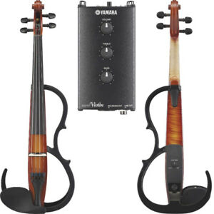 YAMAHA SV 250 - Professional Full size 4 string Electric Violin