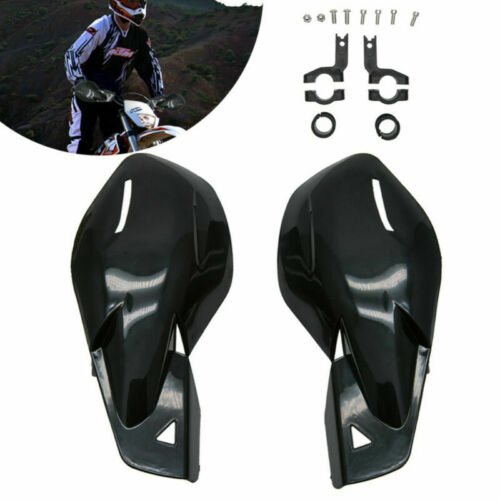 1 Paar Universal Motorrad Handprotektor Handschützer Handschutz Protektoren DHL