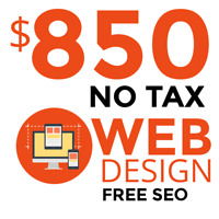 Expert WEB DESIGN DEAL on KIJIJI ► $850 FLAT ► eCOMMERCE + SEO