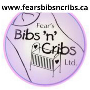 BIBS N CRIBS 25th ANNIVERSARY SALE! CALL 519-638-5955