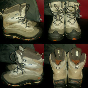 Columbia winter boots (size 9)