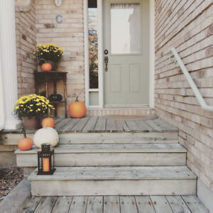 Townhouse for Rent in Osgoode Village