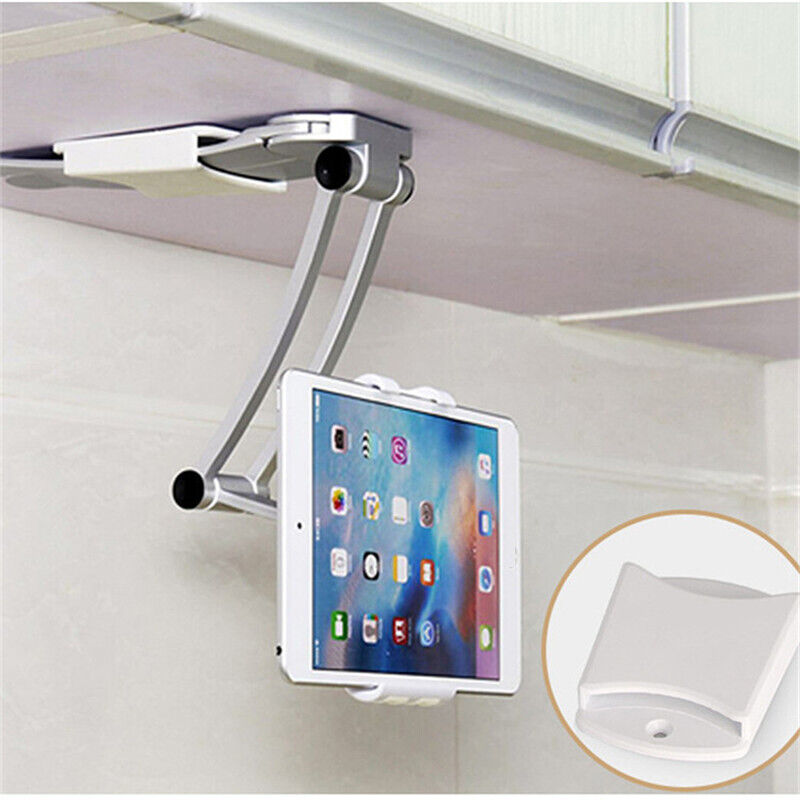 Multifunction Fold Wall iPad Tablet Phone Stand Holder Mount