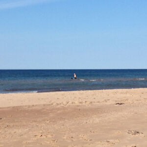 PEI NORTH SHORE DBL COTTAGE LOT-WALK TO BEACH