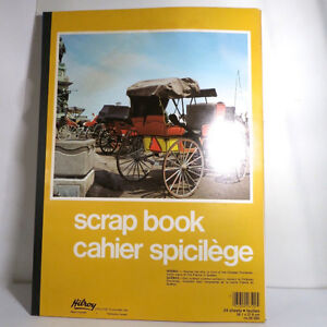 Lot 15 Scrap Books Scapbooks Hilroy etc. Craft Scrapbookin Kitchener / Waterloo Kitchener Area image 5