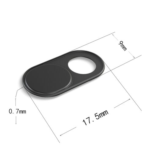0.03inch Ultra-thin Privacy Protect Sticker Webcam Cover For Phone Laptop PC Pad
