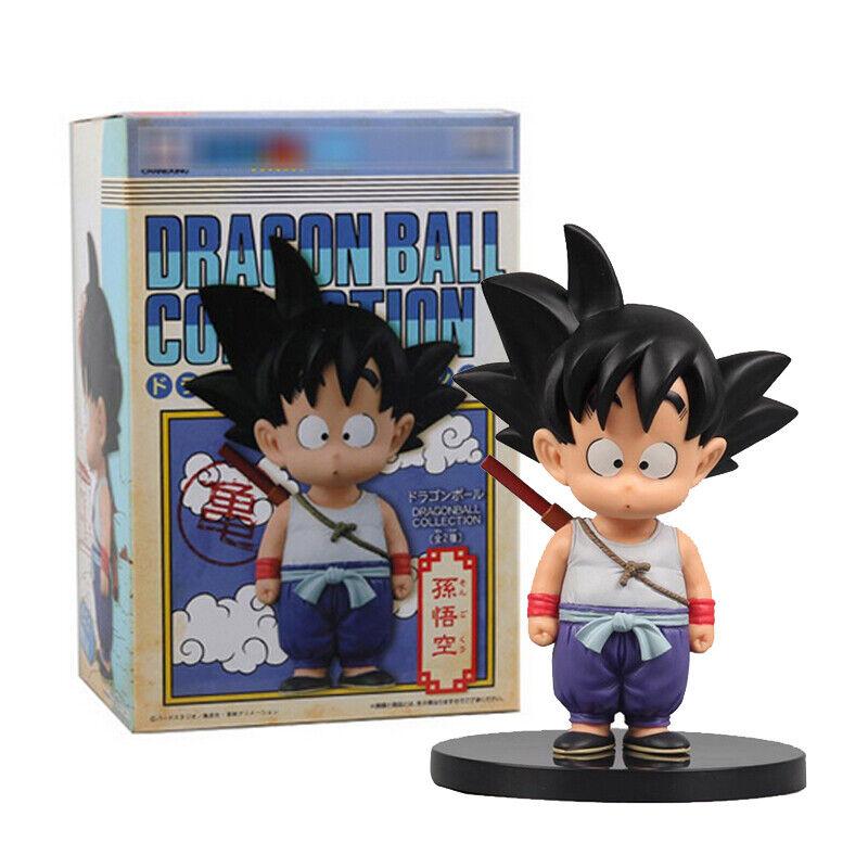 Master Roshi Krillin Dragon Ball Z  Son Goku Oolong Pig Action Figure USA