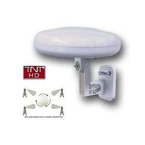 360 antenne tv tnt hd omni directionnelle orientation - Orientation antenne tv ...