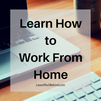 Learn How To Create Extra Income From Home