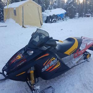 2003 Ski Doo MXZ 600 HO