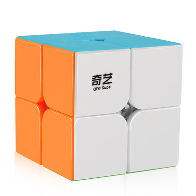 Hot 2x2 Ultra-smooth Cube Magic Professional Speed Puzzle Twist Rubiks Cube Toy