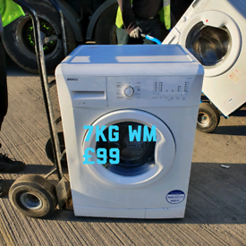 Beko 7kg washing machine free delivery in Leicester 03