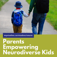 Take Part in the Parents Empowering Neurodiverse Kids Study