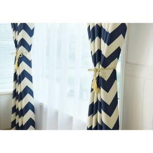 Window Curtains Soundproofed Blackout Ring Top