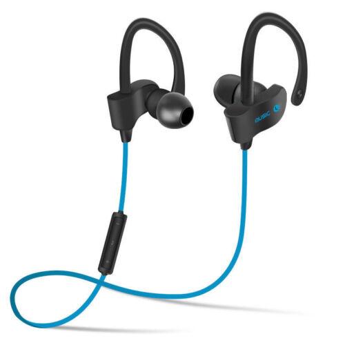 Bluetooth Wireless Handfree Headset Stereo Headphone Earphone Sport Universal