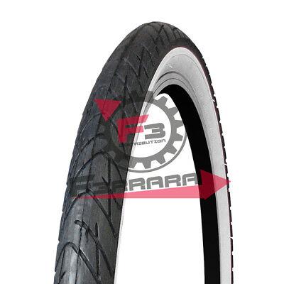 16 x 1.75//2.125 Rubber Bike Bicycle Inner Tube Tire Black TS