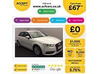 Audi A3 Technik FROM £67 PER WEEK!
