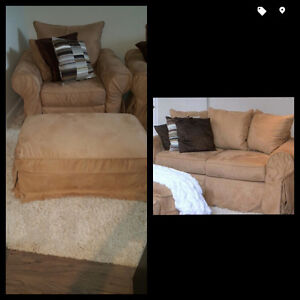 3 piece Couches must sell!!