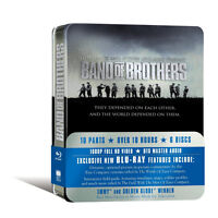Band Of Brothers Steel Box (blu-ray)