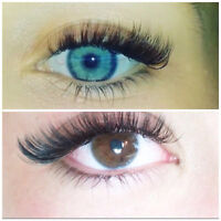 Create your own hours part/full time! Eyelash Extension Training