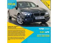 2016 66 BMW 118I SPORT 5 DOOR PETROL HATCHBACK SAT NAV CLIMATE CONTROL 1 OWNER