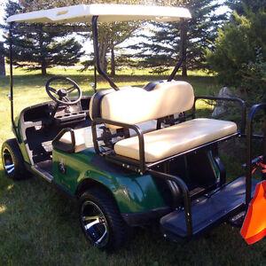 2002 Ez Go Buggy/Golf Cart