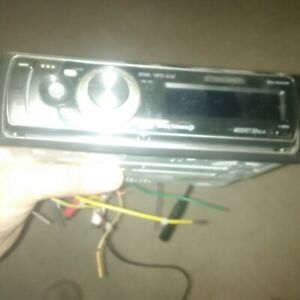Pioneer DEH-6800MP Car Audio Cd Receiver
