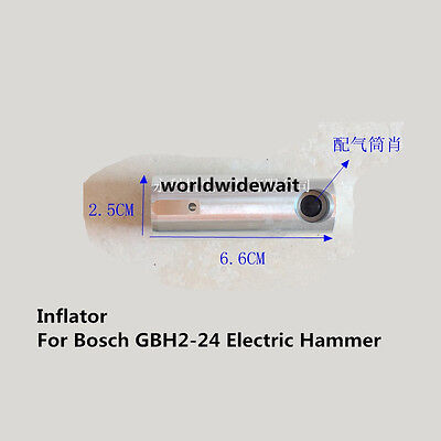 1pc Replacement Inflator For Bosch Gbh2-24 Electric Hammer