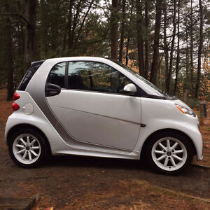 2016 Smart Fortwo Ev Coupe (2 door)
