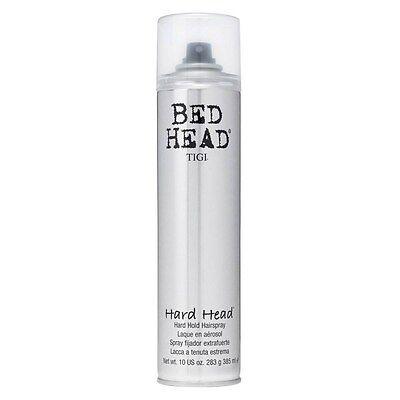TIGI Bed Head Hard Head Hair Spray 10.6 Ounce ( dented) (Tigi Hard Head)