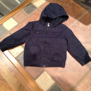 Manteau 3-4 ans Benetton