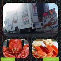 fresh seafood 50$ contest