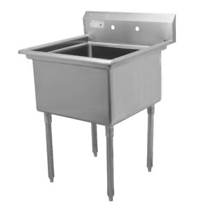 Stainless steel sink, Faucet, Grease trap - Restaurant Equipment