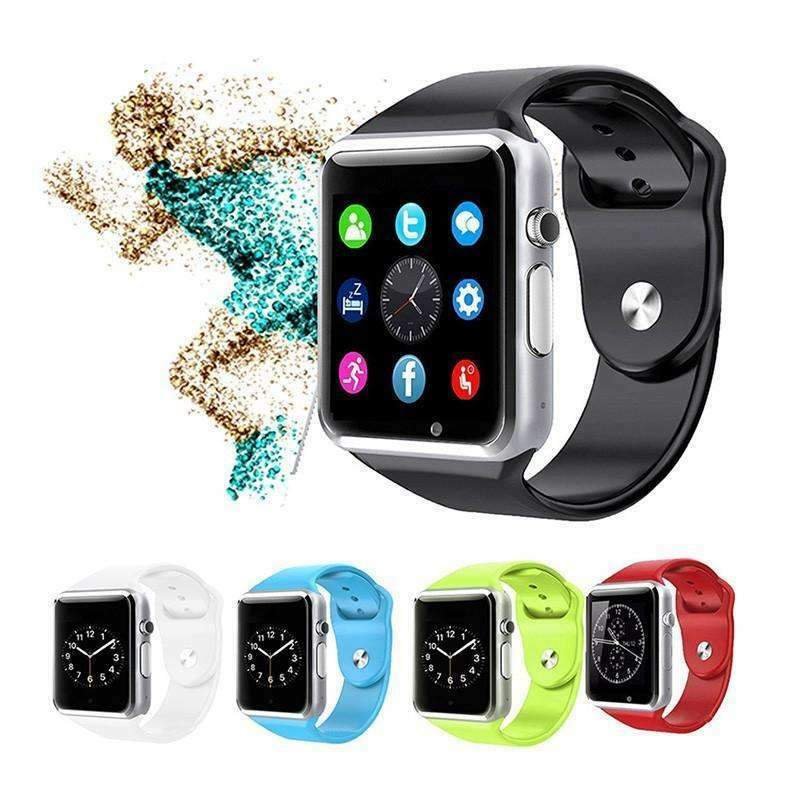 Bluetooth Smart Wrist Watch  GSM Phone For Android Samsung iPhone Man Women ,US Cell Phones & Accessories
