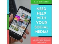 SOCIAL MEDIA MANAGEMENT   START TODAY   PERSONALIZED PLANS   NO CONTRACT   07514925257  