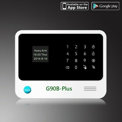 GS - G90B Plus GSM WIFI / GPRS / SMS LED Táctil...