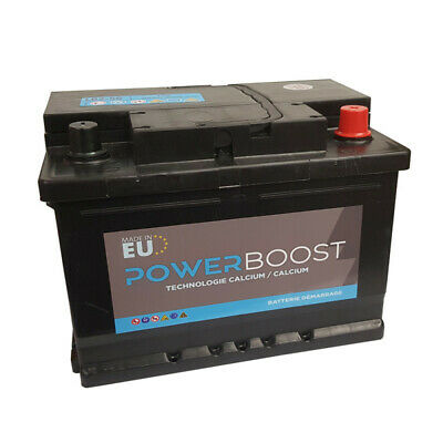 Autobatterie Power LB2 12v 56ah 500A
