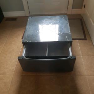 27 inch Washing machine Pedestal  - blue