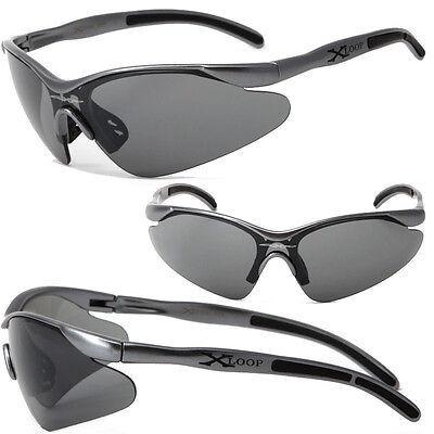 Xloop Hombre Gafas de Sol para Mujer Correr Ciclismo Tiras UV Protección...