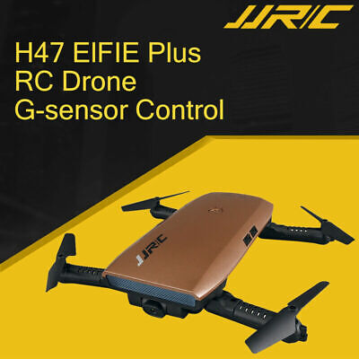JJRC H47 ElFIE Plus Foldable Drone with Camera 720P HD +EXTRA BATTERIES!