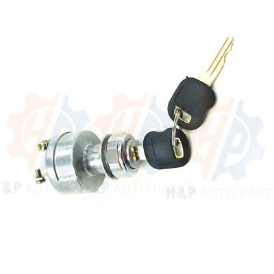 New Ignition Switch With 2 Keys Fits Caterpillar 9g7641